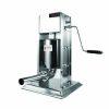 เครื่องอัดไส้กรอก เครื่องทำไส้กรอก แบบมือหมุน รุ่น 10 ลิตร 3