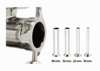 เครื่องอัดไส้กรอก เครื่องทำไส้กรอก แบบมือหมุน รุ่น 7 ลิตร 18